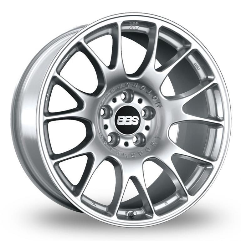17 BBS CH Alloy Wheels & Goodyear Eagle F1 GS D3 Tyres   AUDI A4