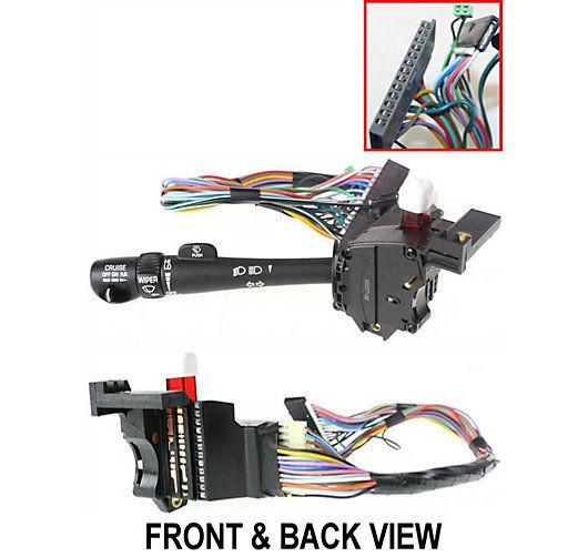 New Turn Signal Switch Front S10 Pickup Chevy Olds GMC Jimmy Blazer
