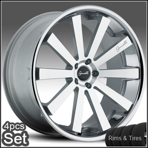 24inch for Land Range Rover Wheels and Tires Giovanna Gianelle Rims