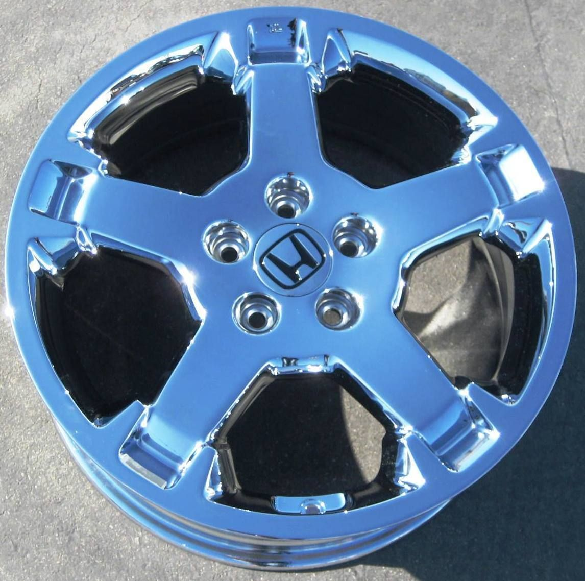 Your Stock 4 New 18 Factory Honda Element Chrome Wheels Rims