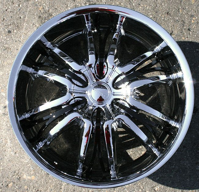767 20 Chrome Rims Wheels Lincoln LS V6 V8 rwd 20 x 8 5 5H 45