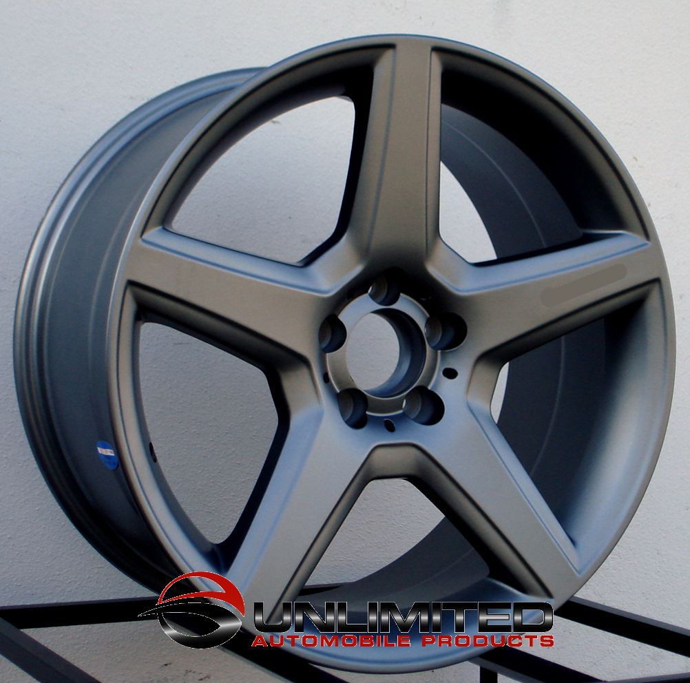 19 CLS55 Style Wheels Rims Fit Mercedes S320 S350 S430 S500 S600 2000