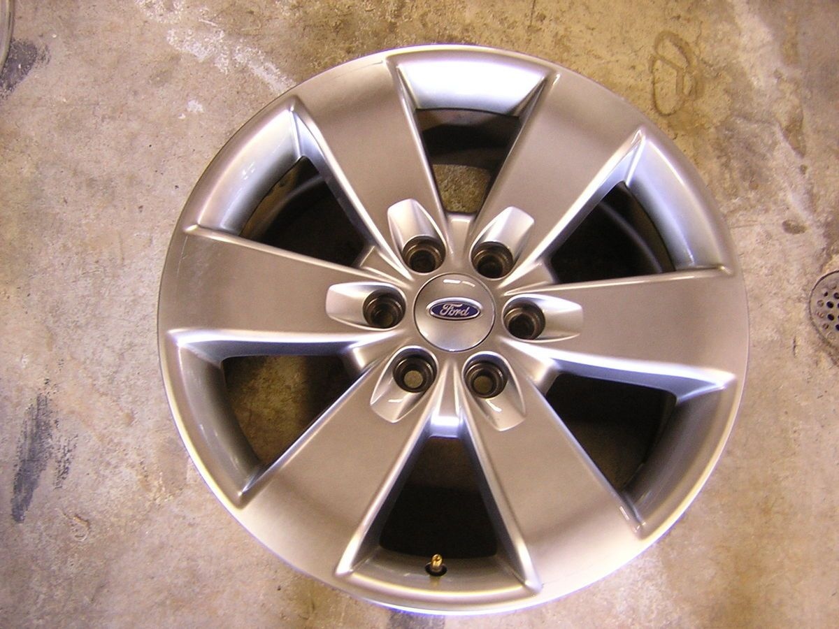 Ford F150 FX2 FX4 King Ranch 20 Factory Alloy Wheel Rim 3833